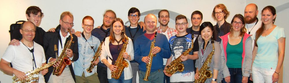 International Saxophone Masterclass